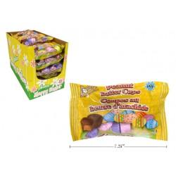Easter Mini Peanut Butter Cups ~ 142gr bag