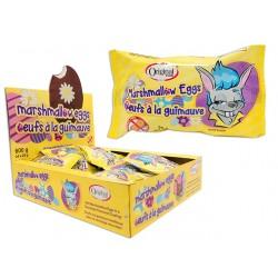 Easter Marshmallow Eggs - 25gr ~ 24 per display