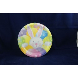 "Easter Paper Plates - 7"" ~ 8 per pack"