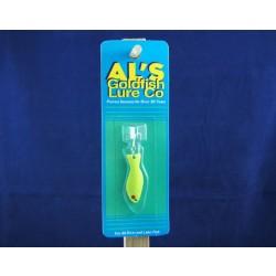 Al's Goldfish - 3/16oz ~ Chartreuse