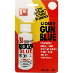 G96 Gun Blue Liquid ~ 2oz bottle