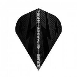 Target Power Vision-Edge Flights ~ Power - Black Kite Shaped