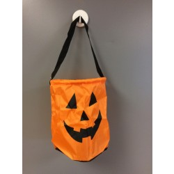 Halloween Trick or Treat LED Light-Up Bag