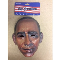 "Halloween President ""Obama"" Mask"