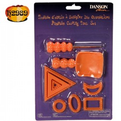 Pumpkin Carving Tool Set