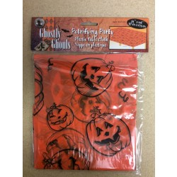 "Halloween Printed Tablecloth ~ 54"" x 108"""