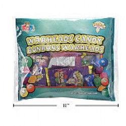 Halloween War Heads Sour Candy ~ 250gram bag