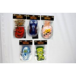 Halloween Die-Cut Candy Bags ~ 20 per pack
