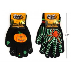Halloween Knitted Magic Gloves