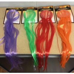 "Halloween Headband Hair Extensions ~ 24""L"