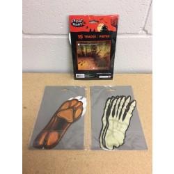 Halloween Paper Tracks ~ 15 per pack