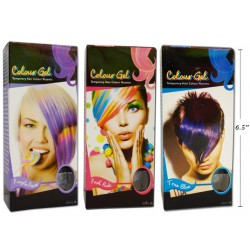 Halloween Temporary Hair Color Gel with Applicator ~ 50ml