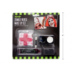 Halloween Deluxe Make Up Kit ~ 4 assorted