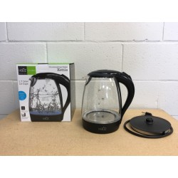 Illuminating Glass Kettle ~ 1.7L / 12 Cups