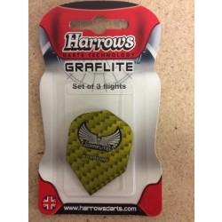 Graflite Flights ~ Yellow Standard