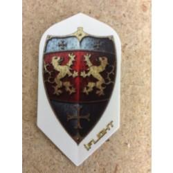 I-Flight Flights ~ Coat of Arms Shield Slim