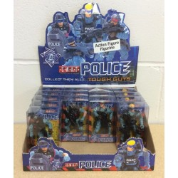 Police Special Forces Action Figures