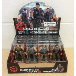 Bionicles of War Action Figures