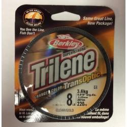Berkley Trilene TransOptic Fishing Line