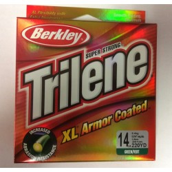 Berkley Trilene XL Armor Coated Fishing Line