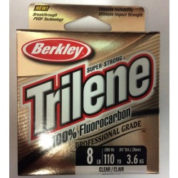 Berkley Trilene 100% Fluorocast Fluorocarbon Fishing Line