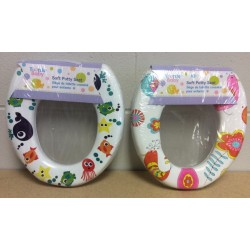 Soft Potty Toilet Seat for Kids