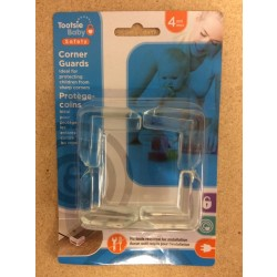 Baby Safety Corner Guards ~ 4 per pack