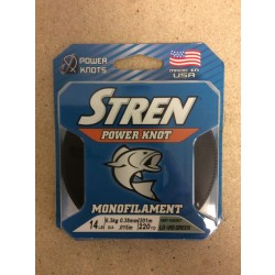 Stren Power Knot Monofilament Fishing Line