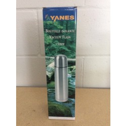 Yanes Insulated Stainless Steel Thermos ~ 750ml