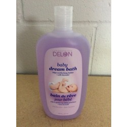 Delon Baby Dream Bath w/Lavender ~ 441ml