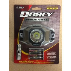 Dorcy Industrial Tough Multi-Function Headlight