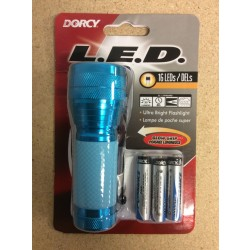 Dorcy Glow-in-the-Dark Flashlight