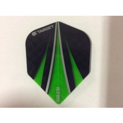 Target Vision Ultra ~ Black with Green