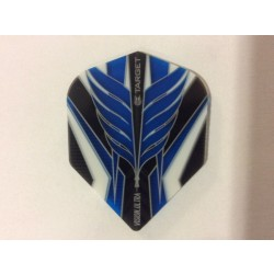 Target Vision Ultra ~ Black with Blue & White