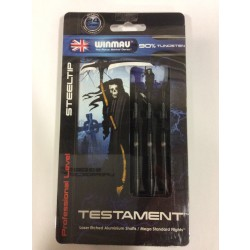 Winmau Testment Steel Tip Darts