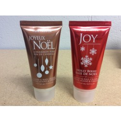 Christmas Hand & Nail Cream ~ 60ml tube