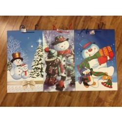 Super Giant Vertical Christmas Gift Bag