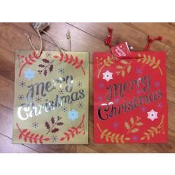 Large Christmas Gift Bags ~ Merry Christmas