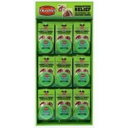 O'Keeffe's Working Hands - 3.4oz Jar Carded ~ 27 per sidekick display