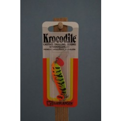 Krocodile Lure - 1/4oz ~ Fire Tiger