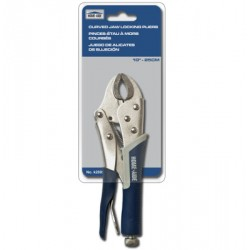 Curved Jaw Locking Pliers ~ 10""