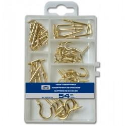Hook Assortment ~ 54 pieces
