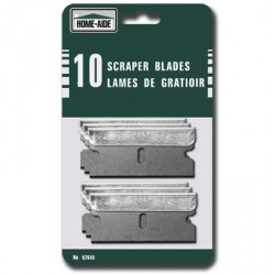 Replacement Scraper Blades ~ 10 per pack