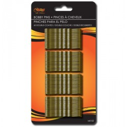 Bobby Pins - Bronze ~  60 per pack