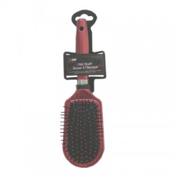 Hair Brush ~ Cushioned 9 rows