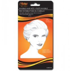 Invisible Hair Nets - NEUTRAL ~ 3 per pack