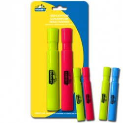 Highlighters ~ 2 per pack