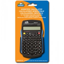 Scientific Calculator w/56 Functions