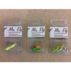 Mr Fly Assorted Ice Lures