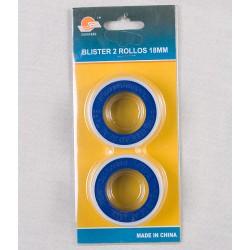 Plumber's Teflon Tape ~ 2 per pack